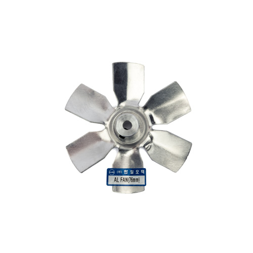 Aluminum Fan Series 76mm
